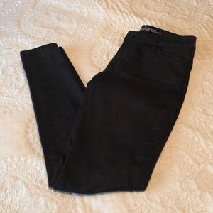 Black Skinny Jeans by Old Navy